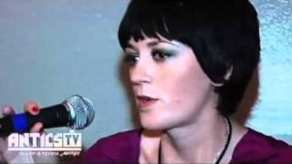 Ladytron Interview (Antics TV 2008)