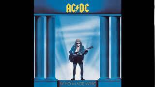AC/DC - Who Made Who (Full Album)