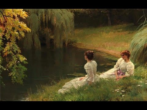 LOUIS -EMILE ADAN (1839-1937) ✽ French Painter - YouTube