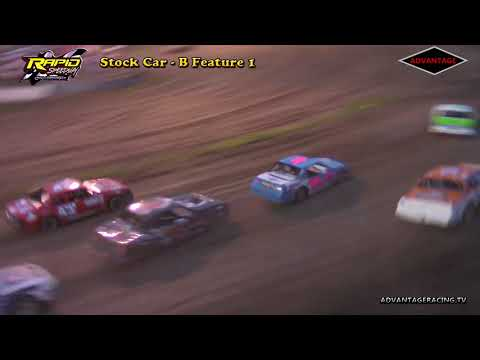 Hobby Stock/Stock Car B Features - Rapid Speedway - 6/1/18
