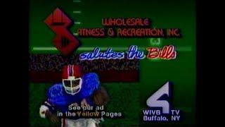 November 1989 CBS Commercial Breaks (WIVB Buffalo)