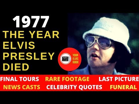 The Year Elvis Presley Died | Documentary on Elvis in 1977: his final concert tours, death & funeral