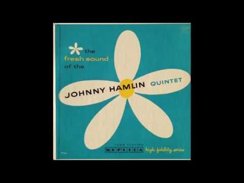 "The Fresh Sound Of The Johnny Hamlin Quintet 1956 10"" West Coast Jazz LP"