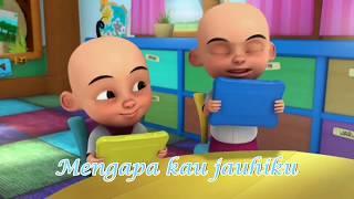 Suara Emas Upin Ipin Bernyanyi Lagu Sayang Versi Bahasa Indonesia - Via Vallen Parody