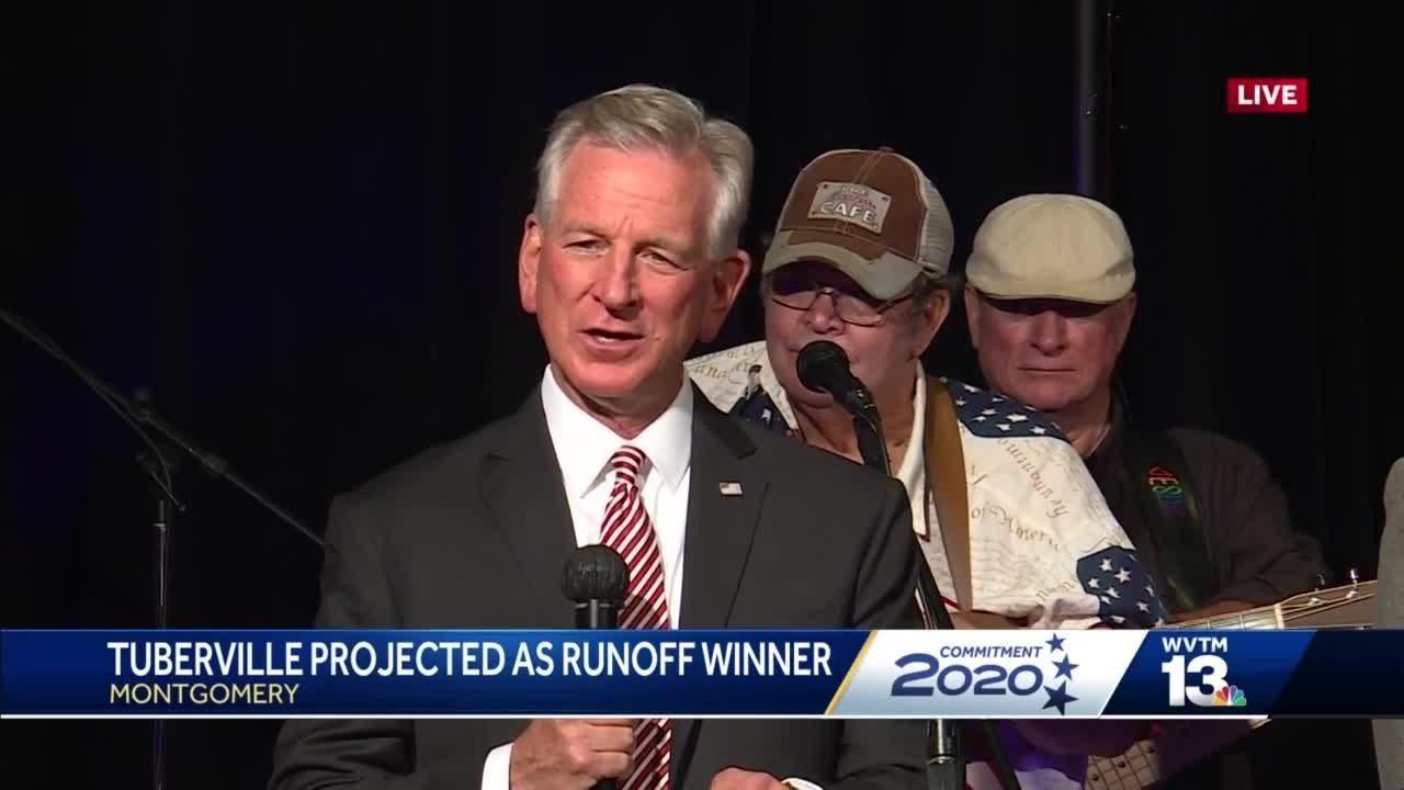 Tommy Tuberville, meet the Constitution. Constitution, Senator ...