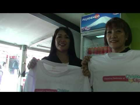 Gina & Marian Get Present In Shawarma Restaurant - Philippines/Oz Fun from YouTube · Duration:  59 seconds
