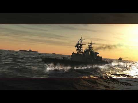 COLD WATERS: Don Class, 2 Kanin Class Destroyer and Victor I Class Submarine SUNK