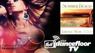 Ronnie Jones - September - Fashion Lounge Version