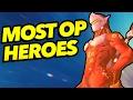 Top 5 Most OP Heroes in Overwatch History