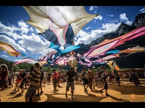Shankra Festival 2016 - Switzerland - Official Teaser
