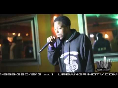 @UrbanGrindTV Presents LIVE from JB's Elgin - Sax Lumpkin