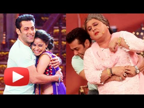 Download Salman Khan Promotes Jai Ho | Comedy Nights With Kapil