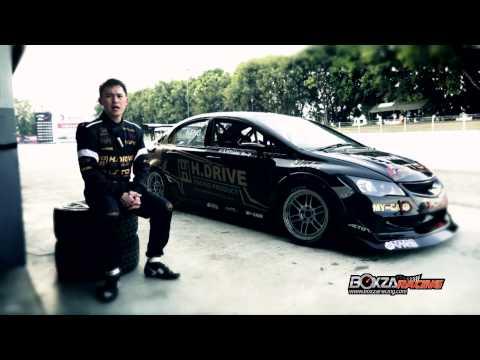 Honda Civic TypeR FD2 เกียร์ซิ่งลูกละล้านบาท!! ขับโดยคุณเก่ง พิษณุ ศิริมงคลเกษม By Boxzaracing.com