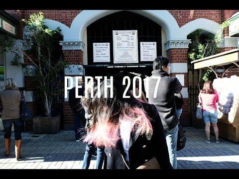 Hello, Perth  |  Western Australia 2017
