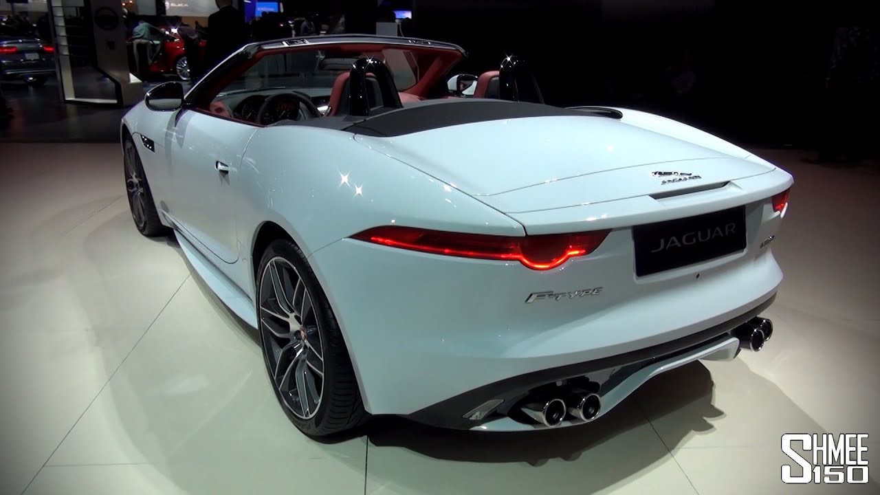 first look jaguar f type r awd convertible and manual v6. Black Bedroom Furniture Sets. Home Design Ideas