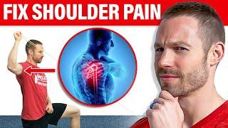 The Best Way To Fix Shoulder Pain
