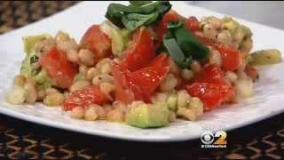 Stephanie & Tony's Table: Avocado And White Bean Salad