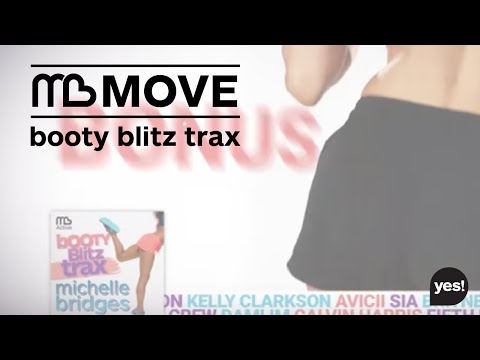 Michelle Bridges Booty Blitz Trax