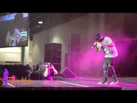 The Dream Live @ 2015 Atlanta V103 Car and Bike Show