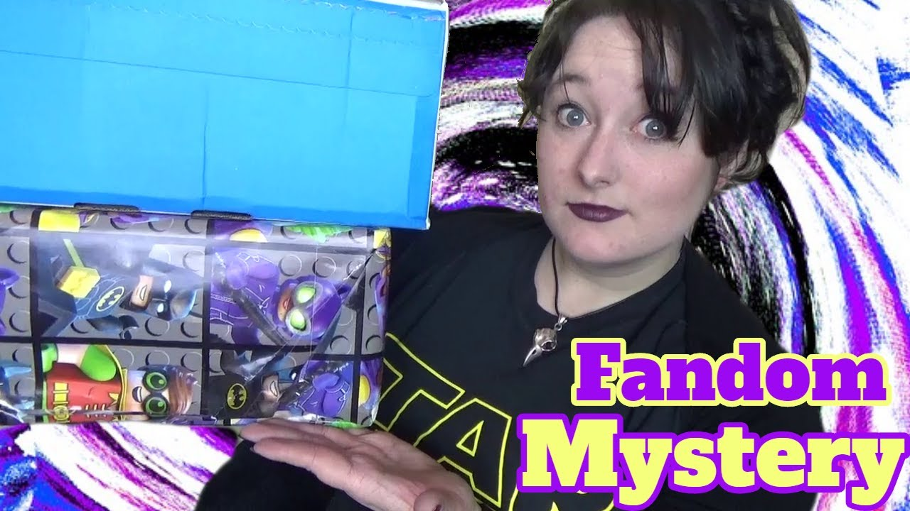 Mega Mystery Fandom Unboxing from Chaos Is Coming!