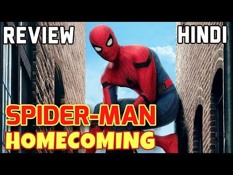 SpiderMan Homecoming Hindi Movie Review ( No Spoiler ) | Sony-Marvel India