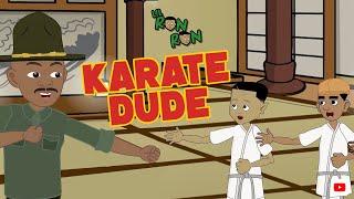 Karate Dude 🥋 👊🏽 💥