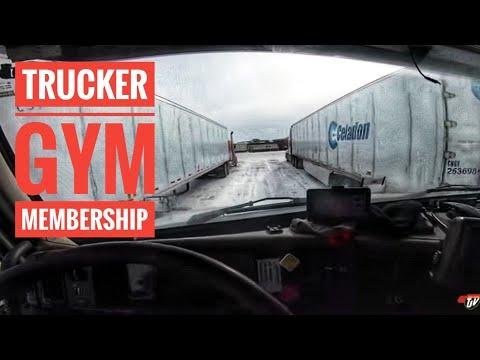 My Trucking Life   GYM MEMBERSHIP   #1643