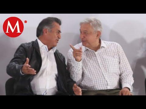 AMLO llama a subsidiar transporte público en Nuevo León