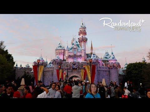Disneyland on Christmas Eve - Was it Christmas Chaos??
