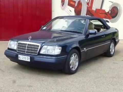 mercedes 200 e cabrio livio olivotto youtube. Black Bedroom Furniture Sets. Home Design Ideas