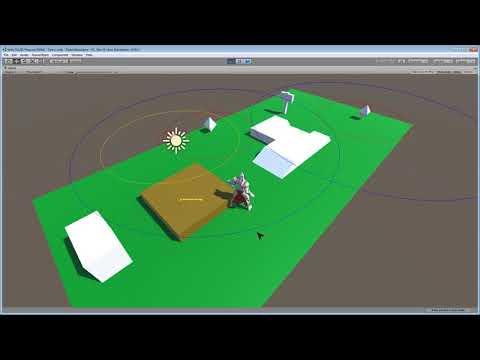 Unity 5 Tutorial: Diablo Style RPG #10 - Spawn & Interact