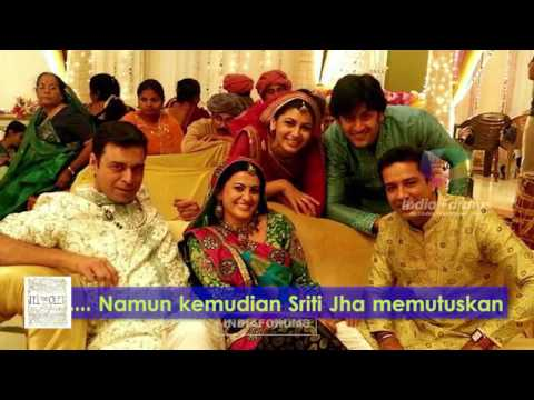 sriti jha lonceng cinta menikah dengan jagdish anandi