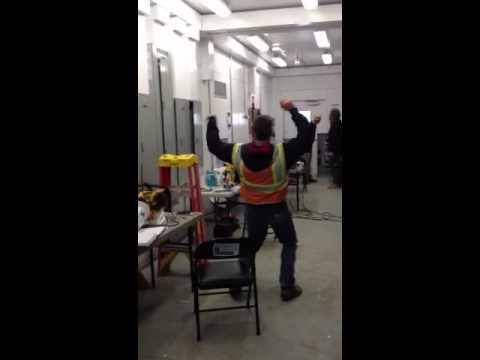 Harlem shake the working man remix