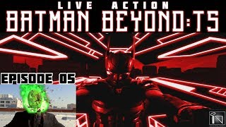 BATMAN BEYOND:TS - 5/8