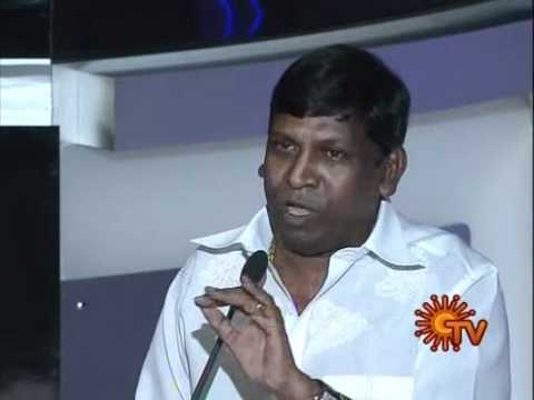 Endiran Audio lauch Release Vadivel Funny Speech