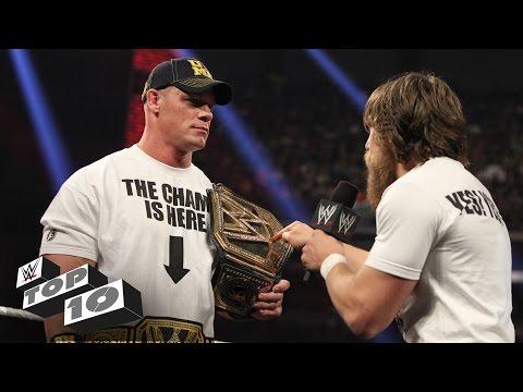 Superstars Who Dissed John Cena: WWE Top 10