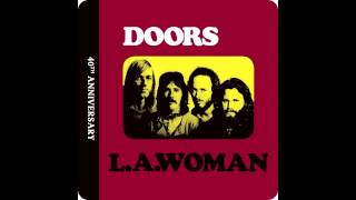 The Doors----L.A. Woman----Crawling King Snake----Remastered