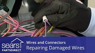How to Repair Broken or Damaged Wires