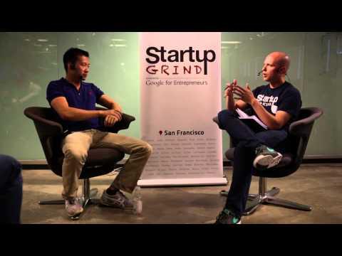 Justin Kan (Twitch; Justin.TV) at Startup Grind San Francisco