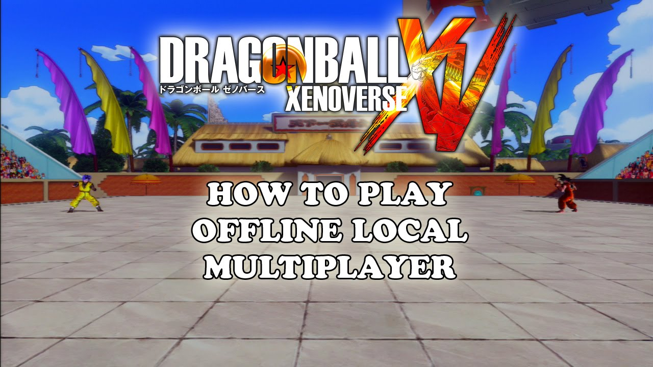 Game Offline Dragon Ball