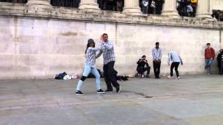 Epic Street Dance In London
