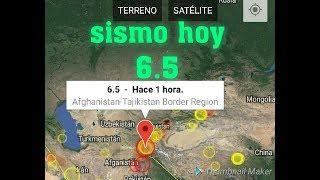 ✔!! SISMO HOY 9 MAYO TAJIKISTÁN- ÚLTIMO REPORTE DEL VOLCÁN KILAUEA▶English subtitles