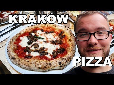 W Końcu Zjadłem PYSZNĄ PIZZĘ W Krakowie | GASTRO VLOG #159