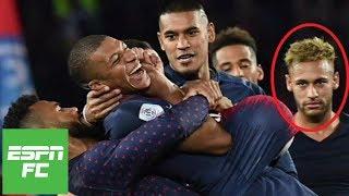 Does Neymar-Kylian Mbappe photo prove turmoil at PSG? | Ligue 1
