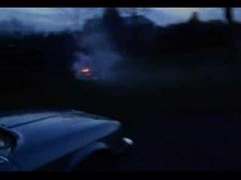 Fire Pit Explosion (butane)