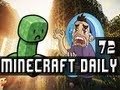 Minecraft Daily | Ep.72 Ft Ze,Kevin, and STeVEEEN | You too good for me Jungle Cat!?
