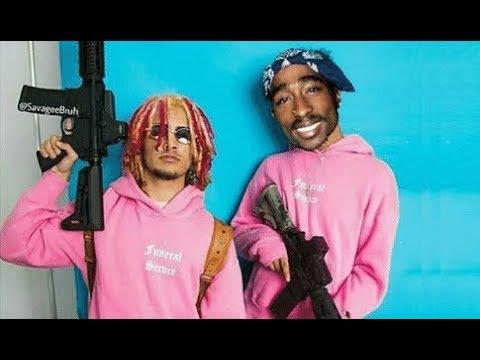 2Pac - Gucci Gang (Lil Pump Remix)