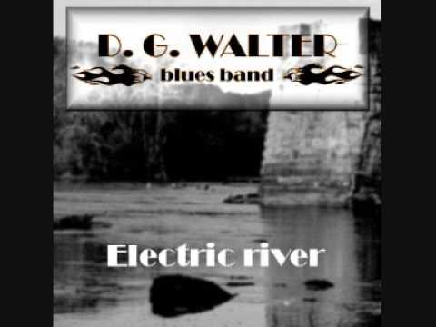 So blue - D.G Walter blues band