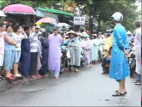 Thầy Thích Tâm Mẫn Nhất Bộ Nhất Bái - VCD Quảng Nam thực hiện