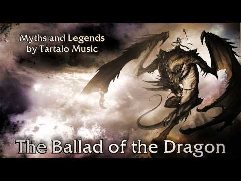 Medieval ballad - The Ballad of The Dragon - Myths and Legends - Tartalo Music
